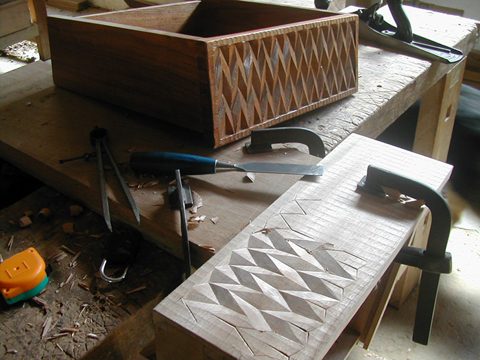 Fine furniture making